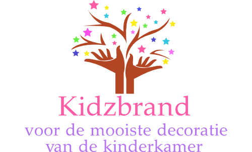 Kidzbrand kinderkamer decoraties